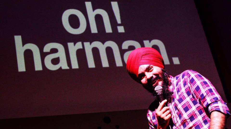 Tête-à-Tête with Harman Preet Singh