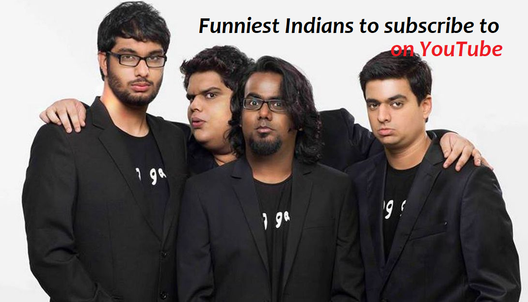 Funniest Indians to Subscribe to on YouTube