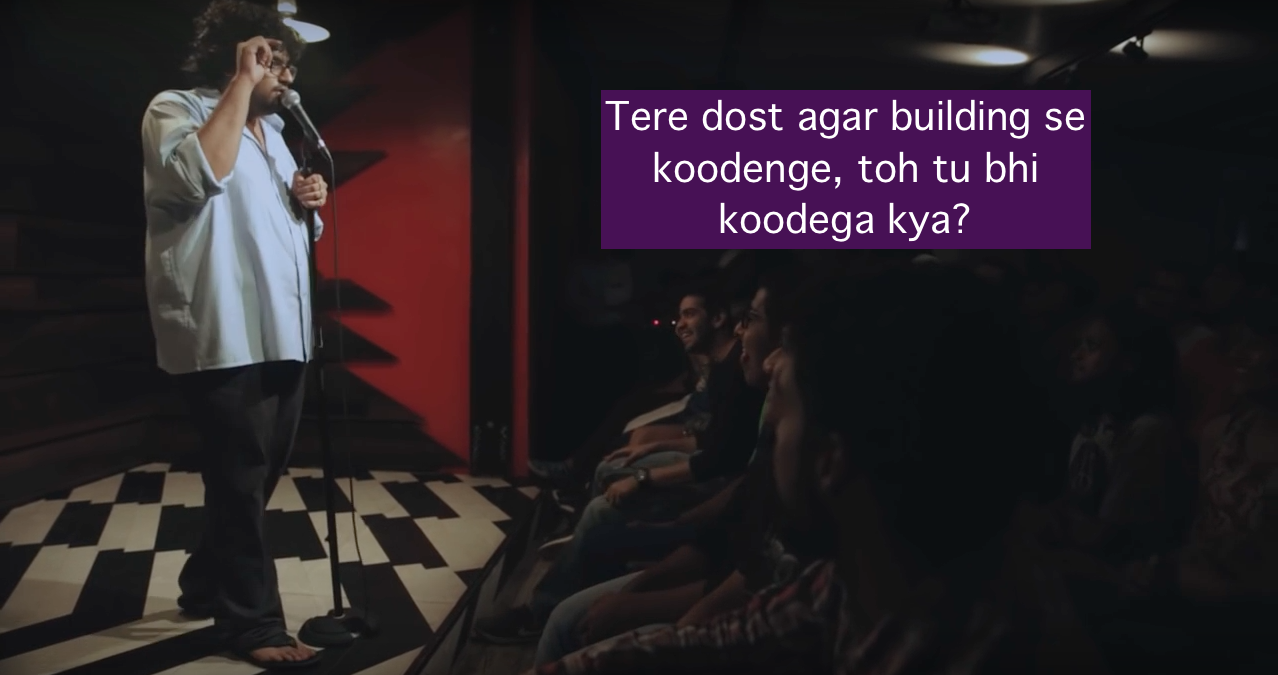 Meet Karunesh Talwar: A young stand-up comedian making waves on the internet