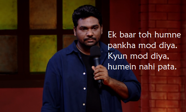 Not Just a Review: Zakir Khan's Kaksha Gyarvi