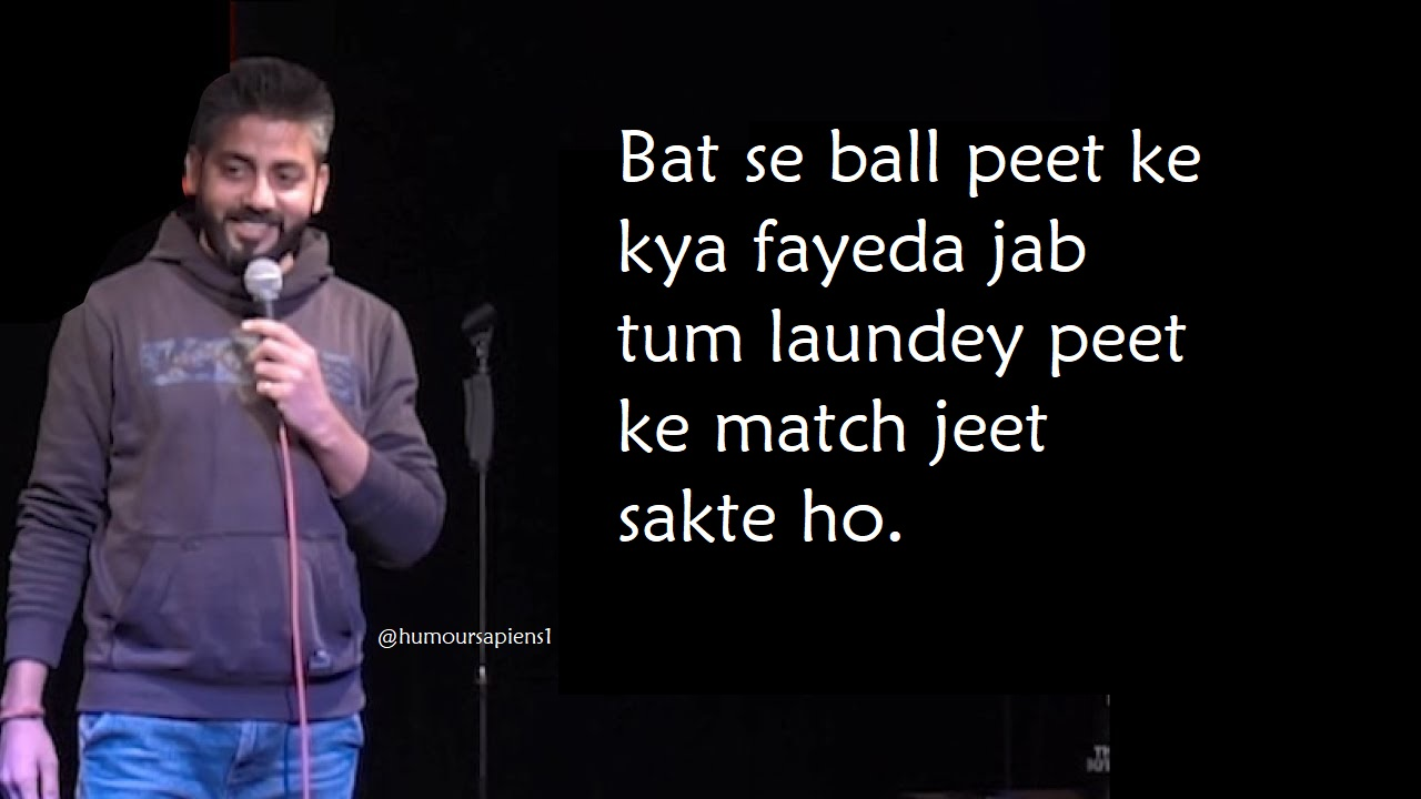 7 masters of Hindi stand-up comedy