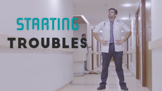 Coming Soon: Jagdish Chaturvedi's Starting Troubles
