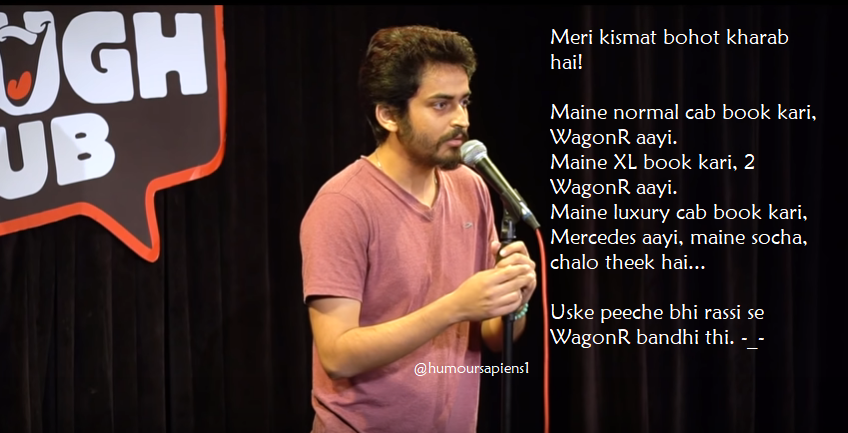 8 Stand-up Comics Vent Out About Cabs & Auto Rickshaws