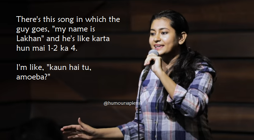 5 Hilarious jokes by Indian stand-up comedians you don't need audio to laugh at